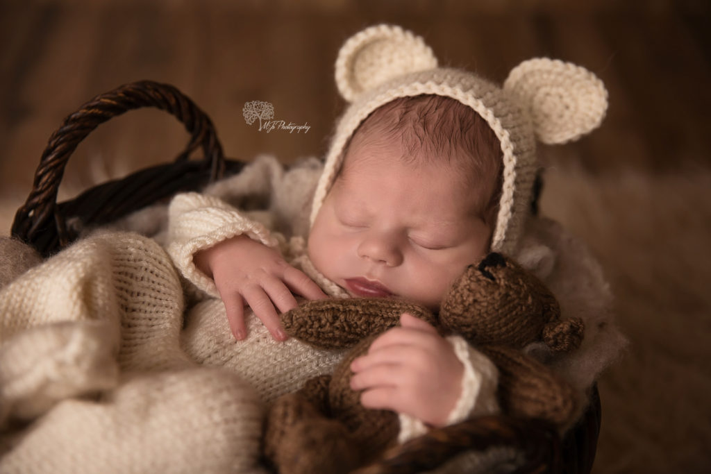 Fulshear newborn portraits