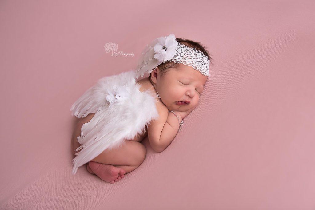 Newborn photography sugar land