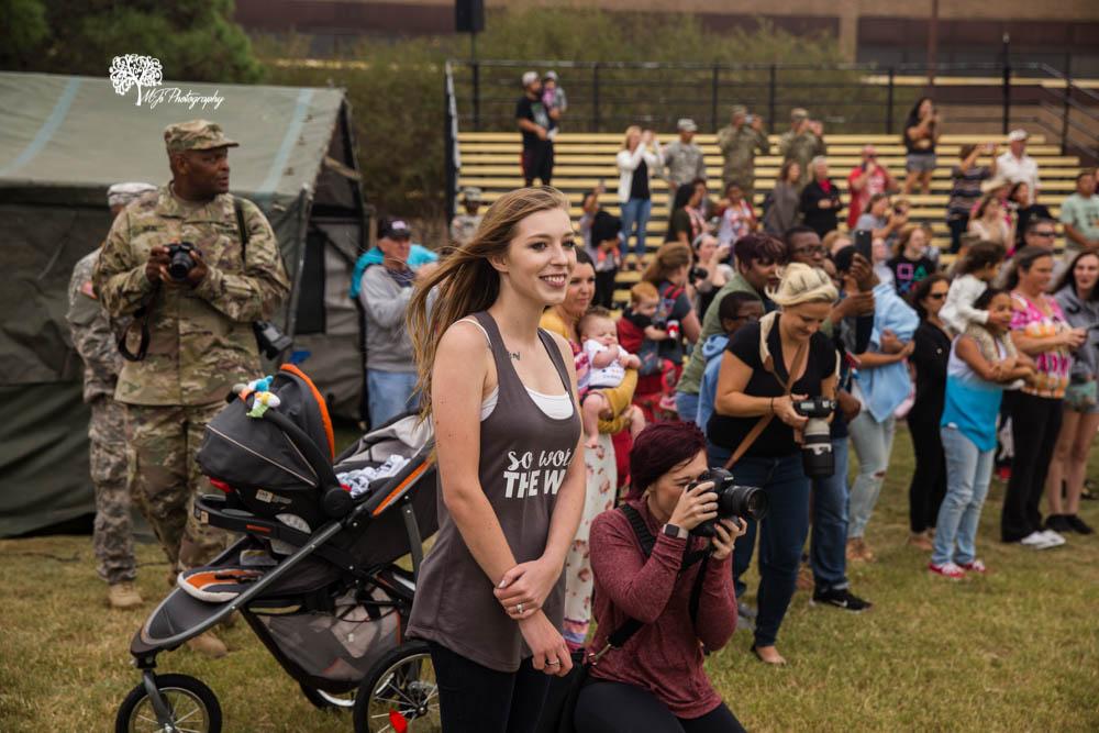 homecoming photographer Fort Hood homecoming photographer Killeen homecoming photographer