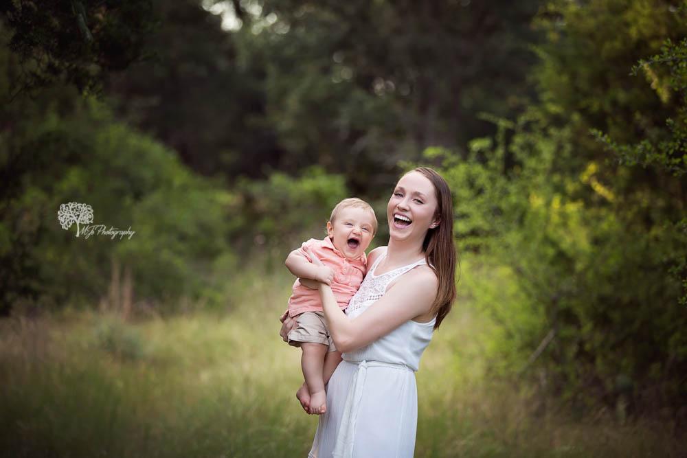Weston lakes family portraits