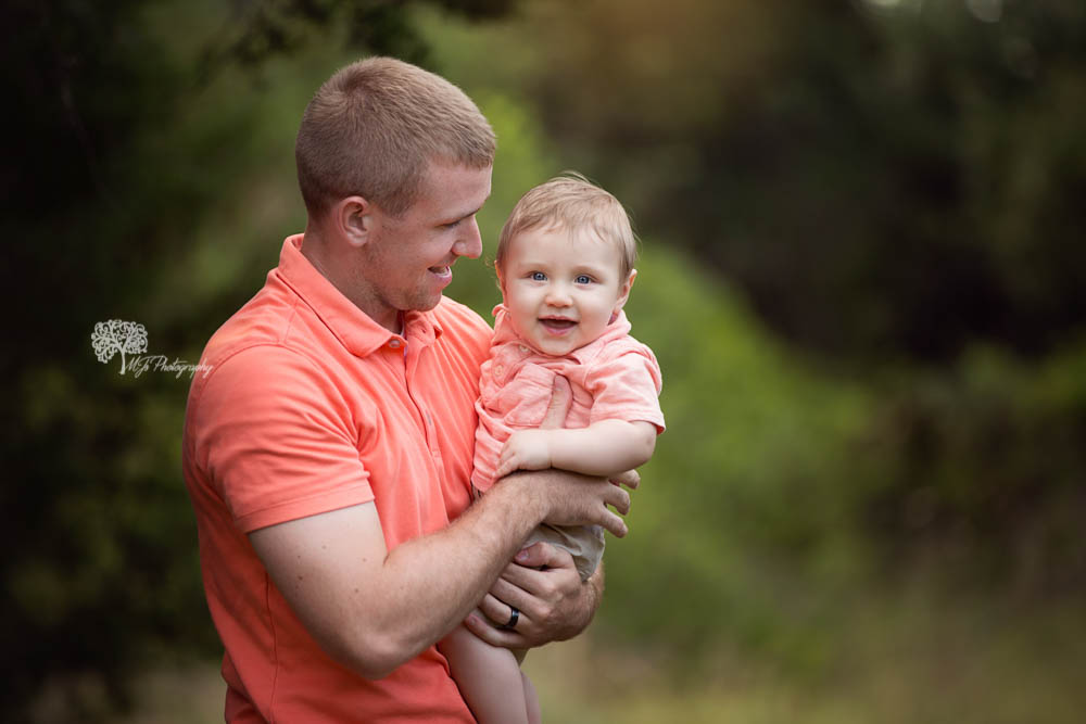 Weston lakes family portraits