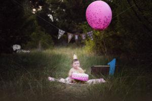 Longview first birthday photographer