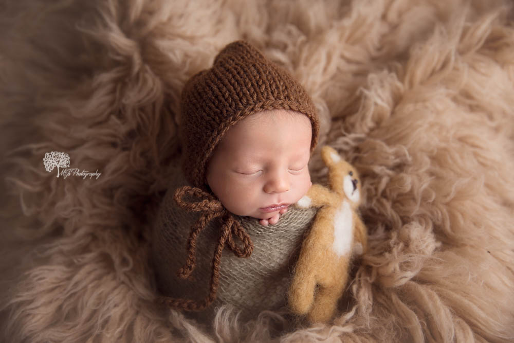 Katy newborn photography