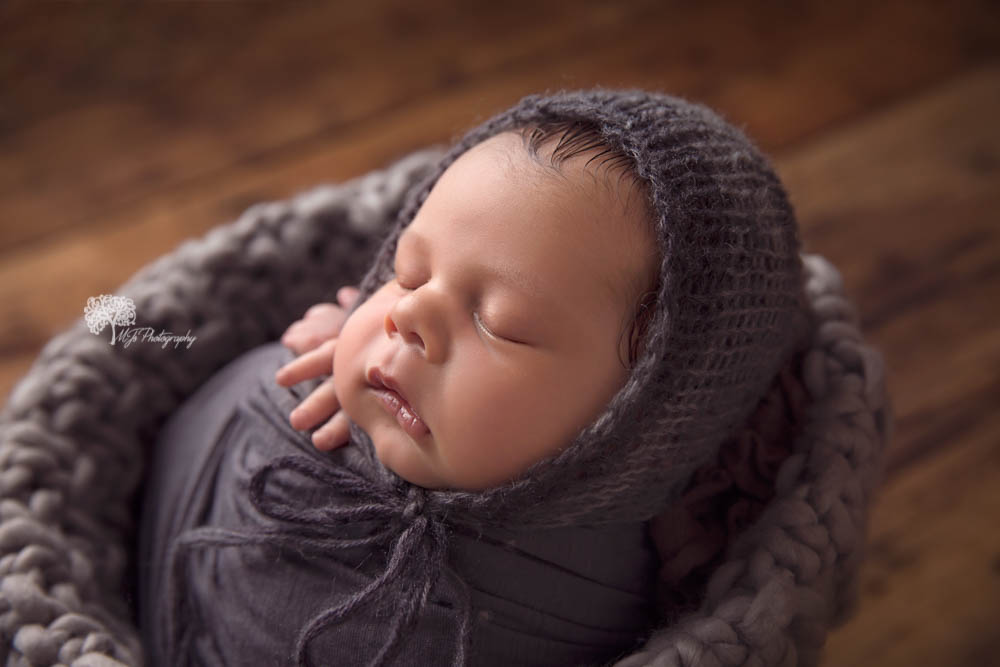 East Texas newborn portrait photographer