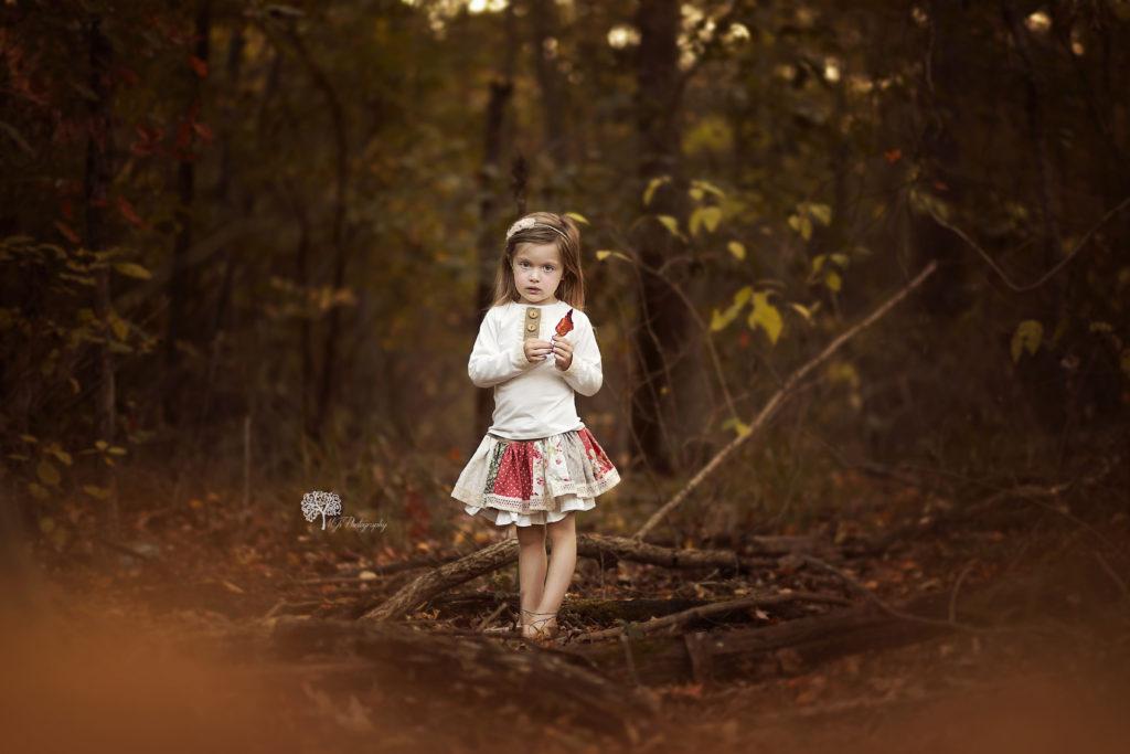 Cross Creek Ranch child photographer