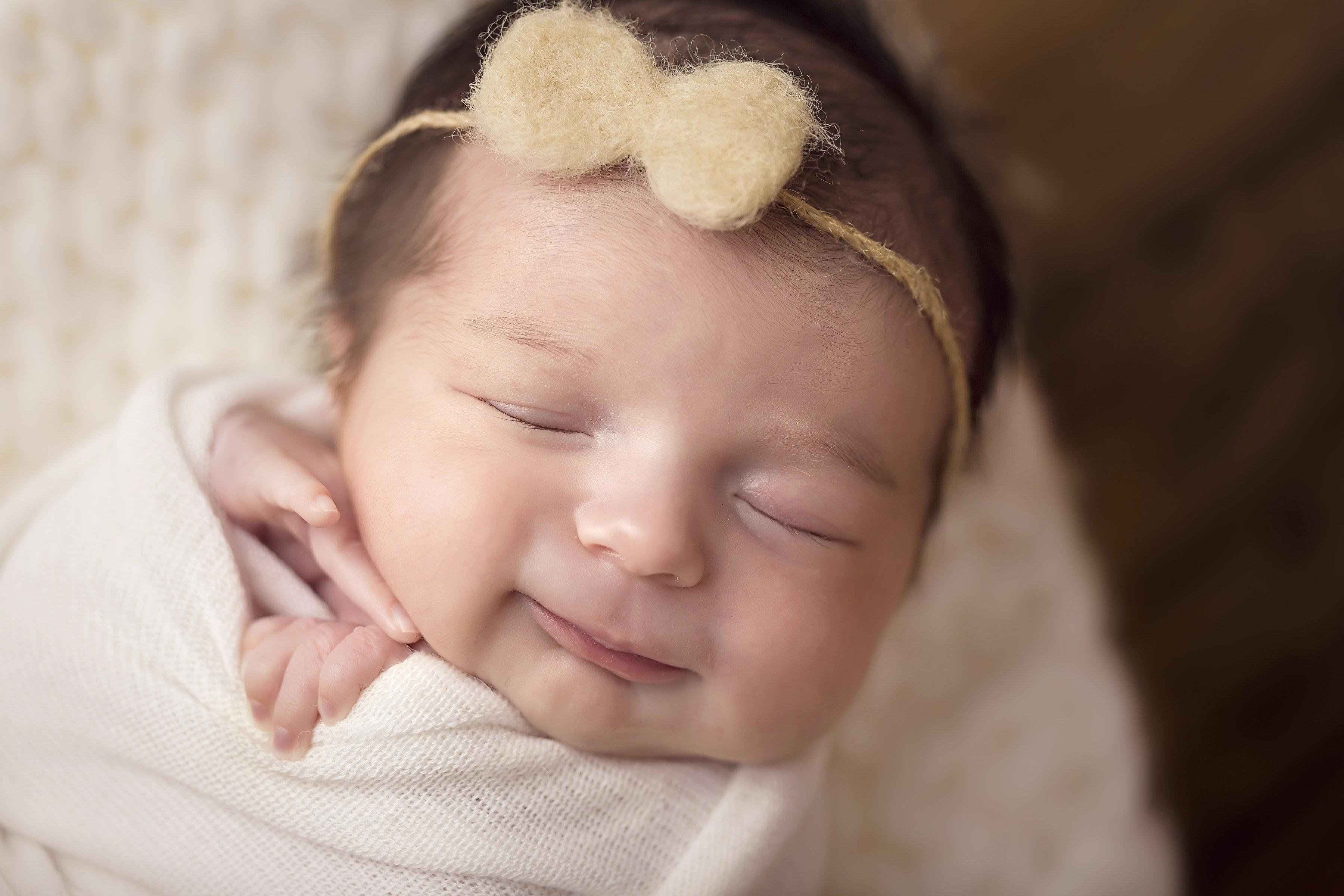 Longview Texas newborn portrait photographer