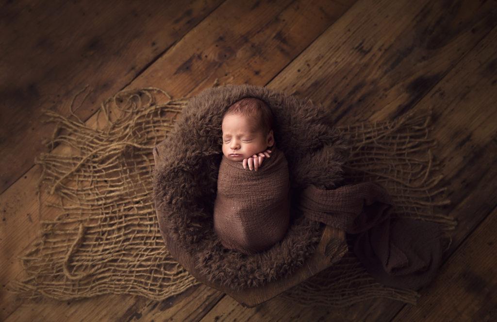 Katy twin newborn photographer