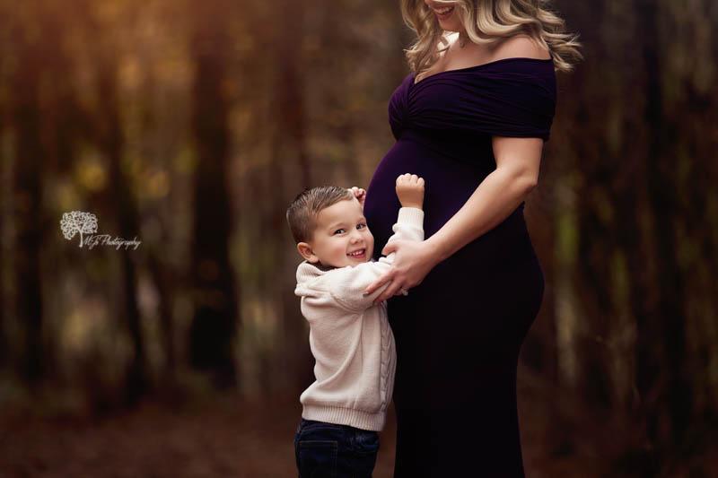Maternity photography cypress tx