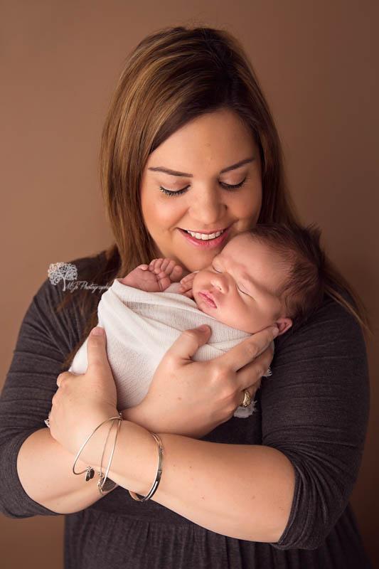 Newborn photography fulshear