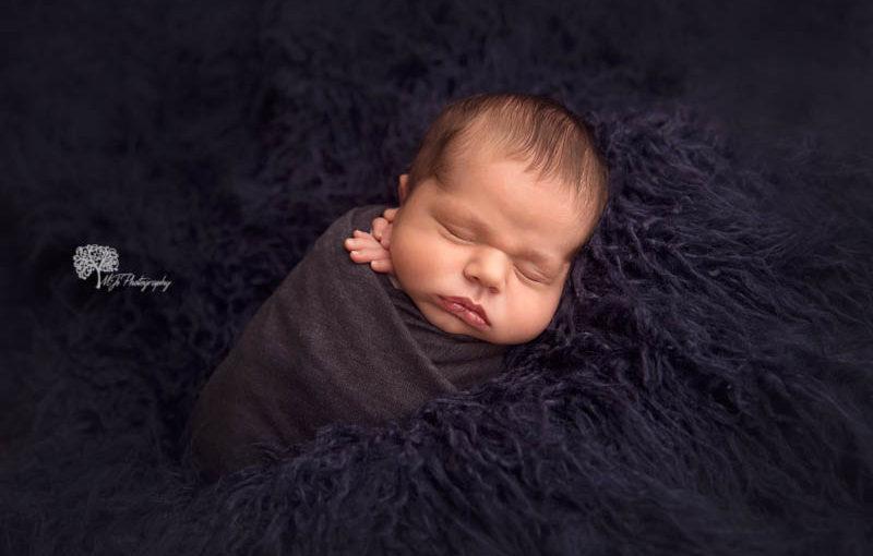 Richmond newborn photography – MJ's Photography