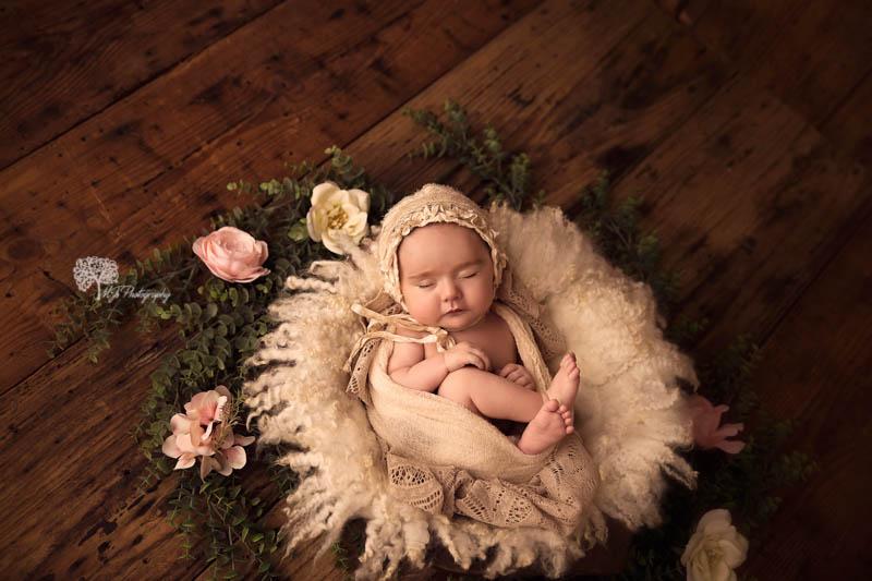 Newborn photography Weston Lakes