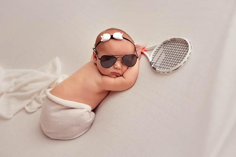 La Centerra newborn photographer