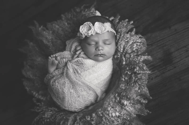 Cypress newborn photography