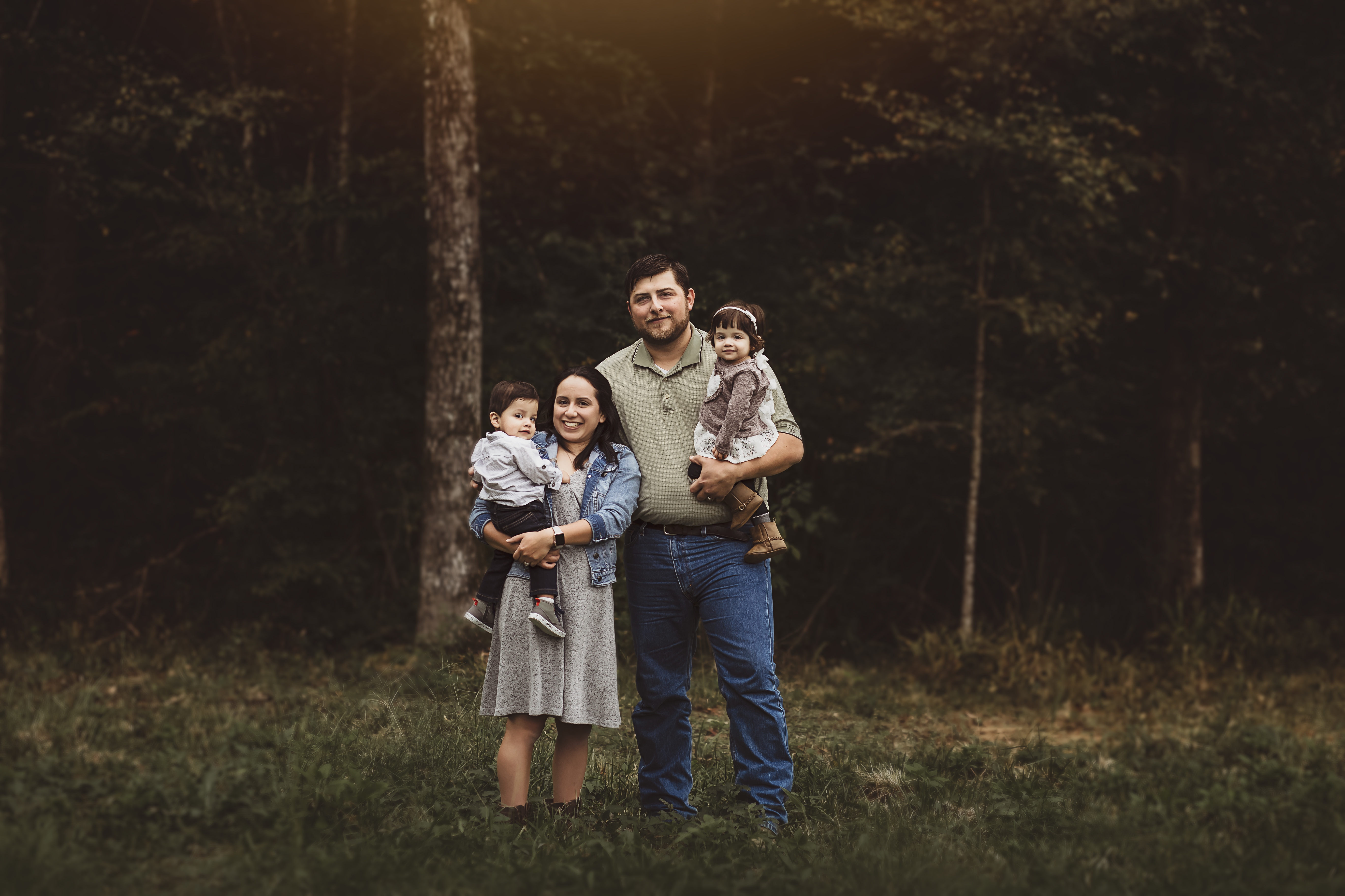Family portraits Cypress Texas