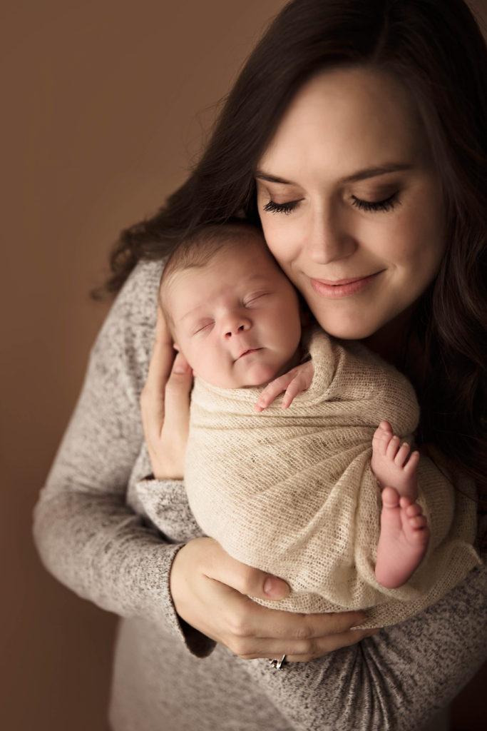 Deer Park newborn photography