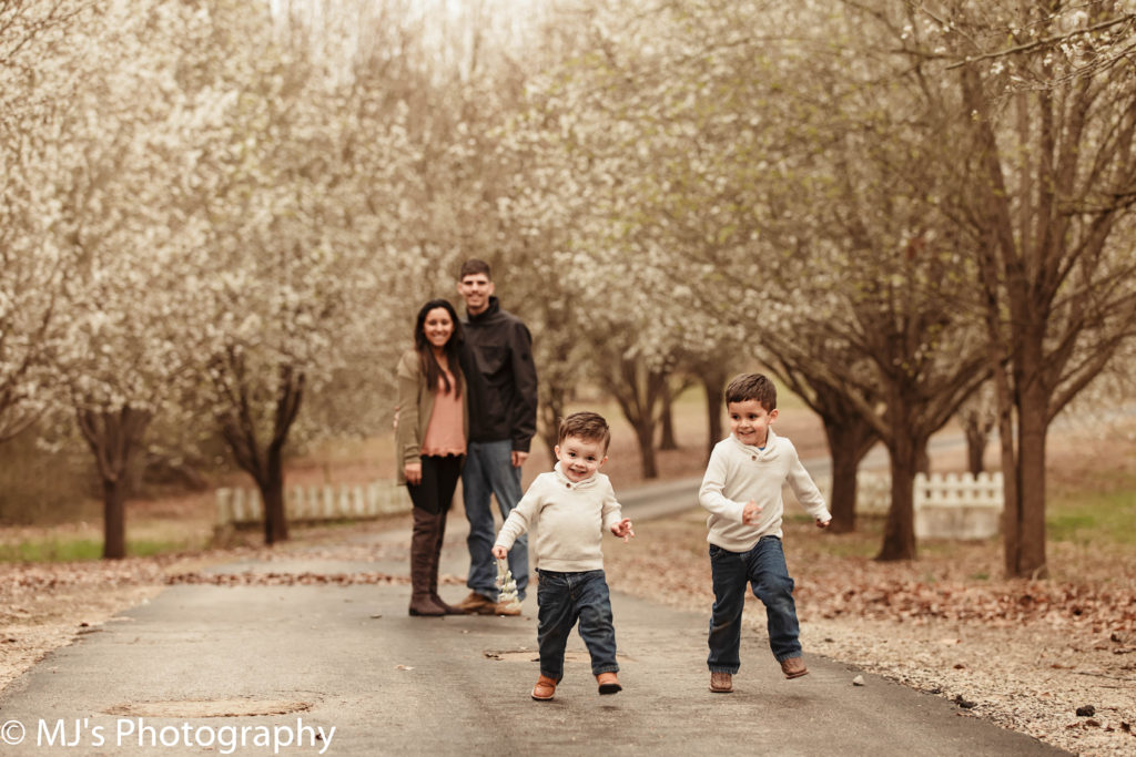 Fulshear family photography