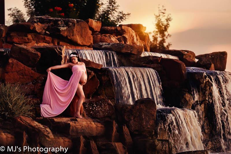 Hidden Falls Cypress photography