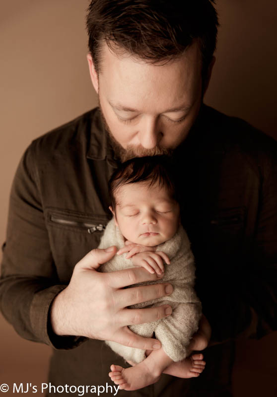 Avalon place photographer - Newborn photography