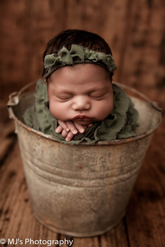 memorial newborn photographer