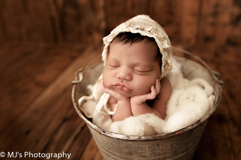 Newborn photographer Memorial Houston