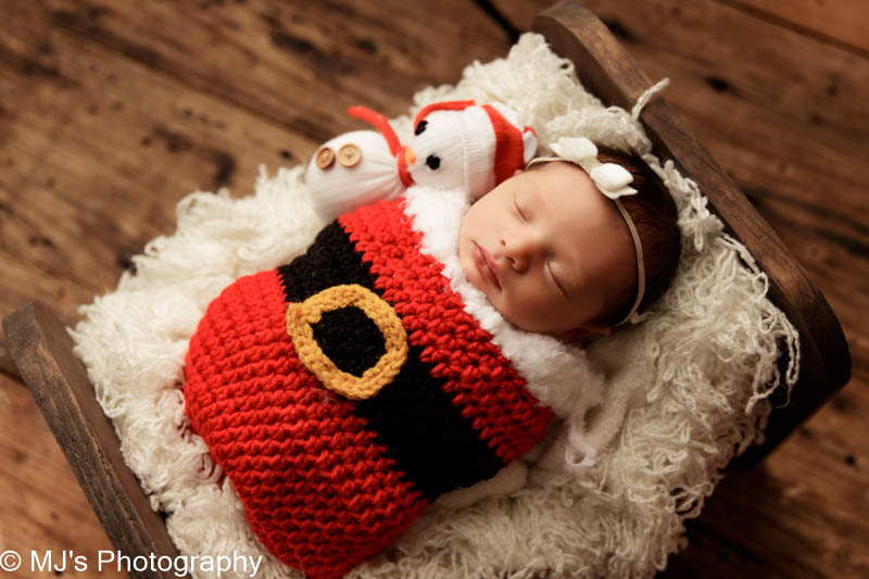 Newborn photographer West U