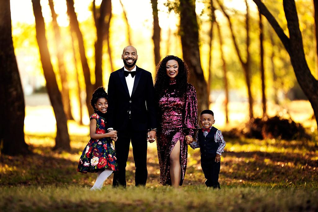 Family Portraits August Lakes Katy