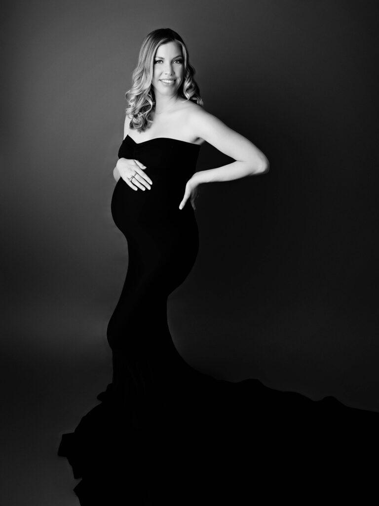 Luxury Maternity Photographer Houston TX