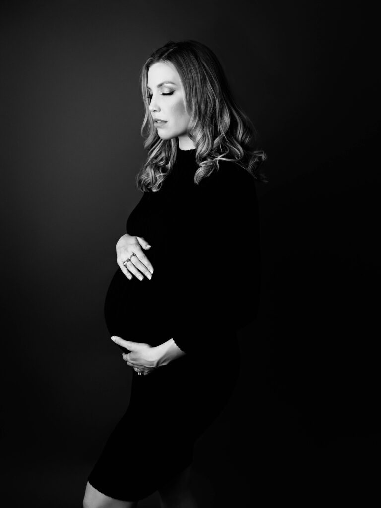 houston timeless maternity pictures