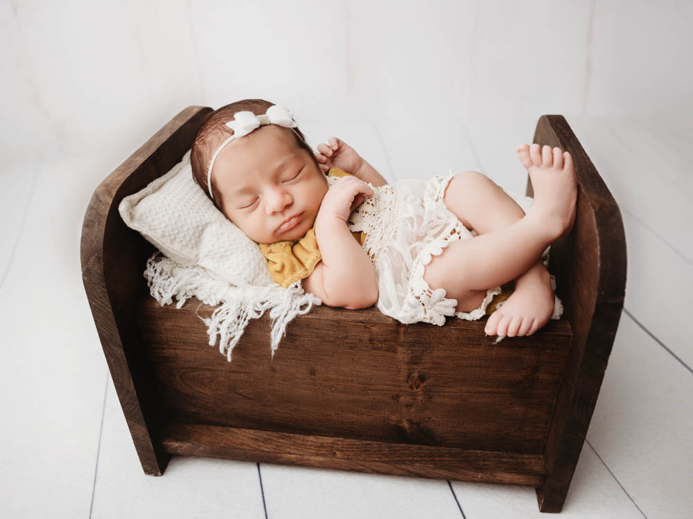 West U newborn photographer