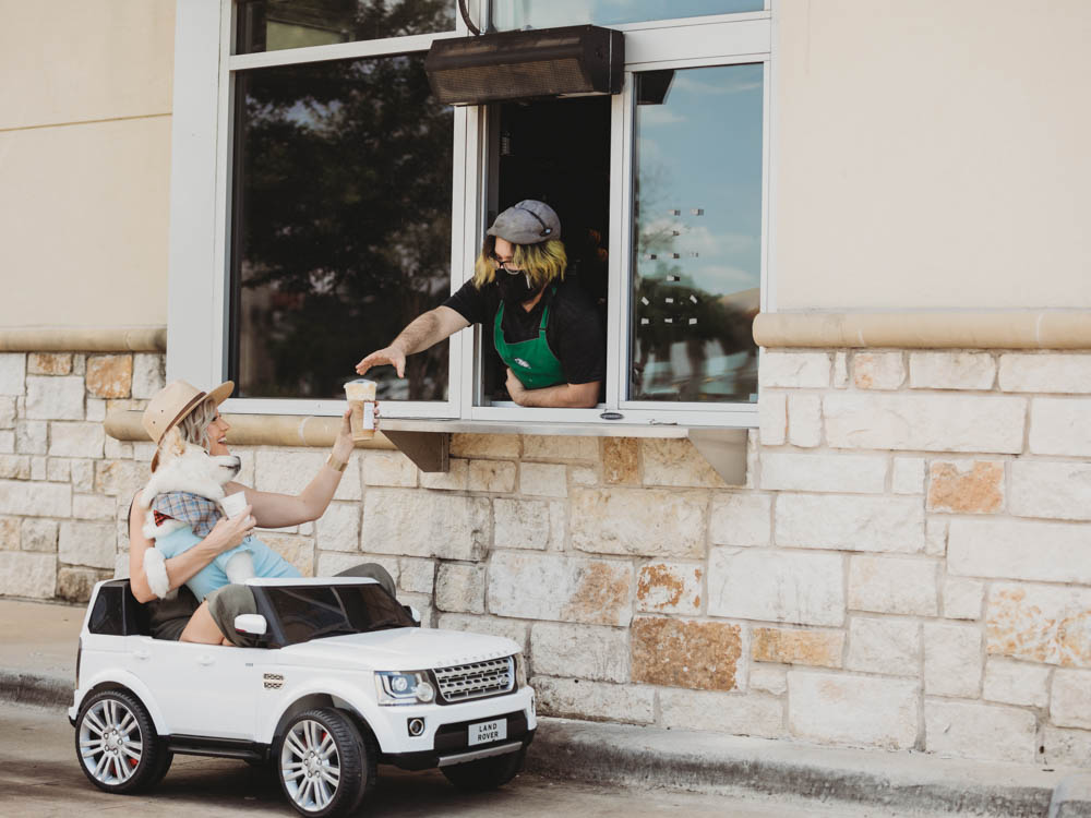 The Houston Heights Photographer
