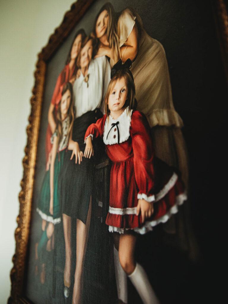 houston fine art portraits