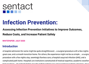 Infection Prevention whitepaper thumbnail
