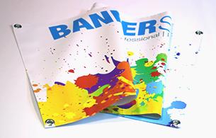Custom Vinyl Banner Printing
