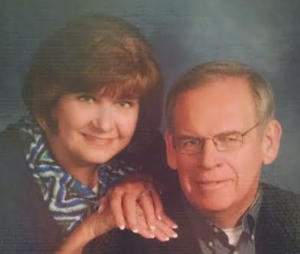 Picture of Dwight and Diana Perry