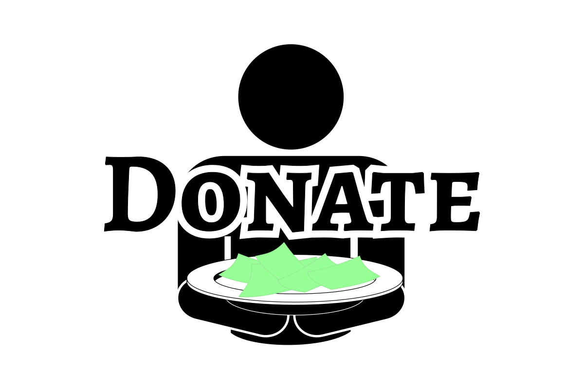 Donating Support