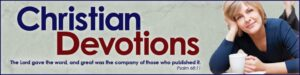 christian devotions logo