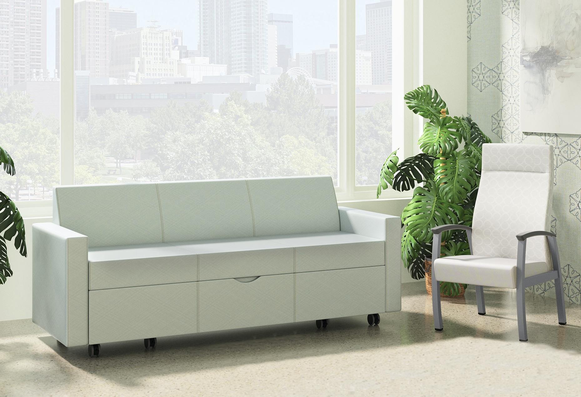 La-Z-Boy® Healthcare I Knú Comfort™
