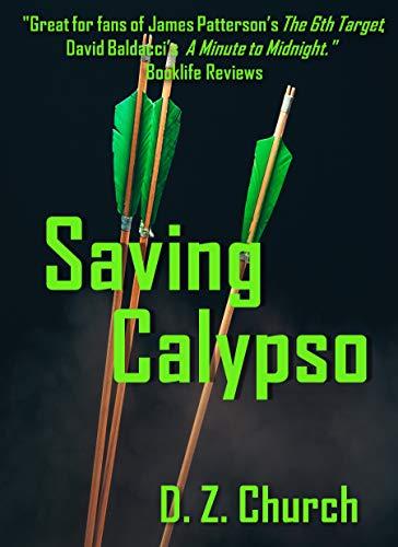Saving Calypso by D.Z. Church