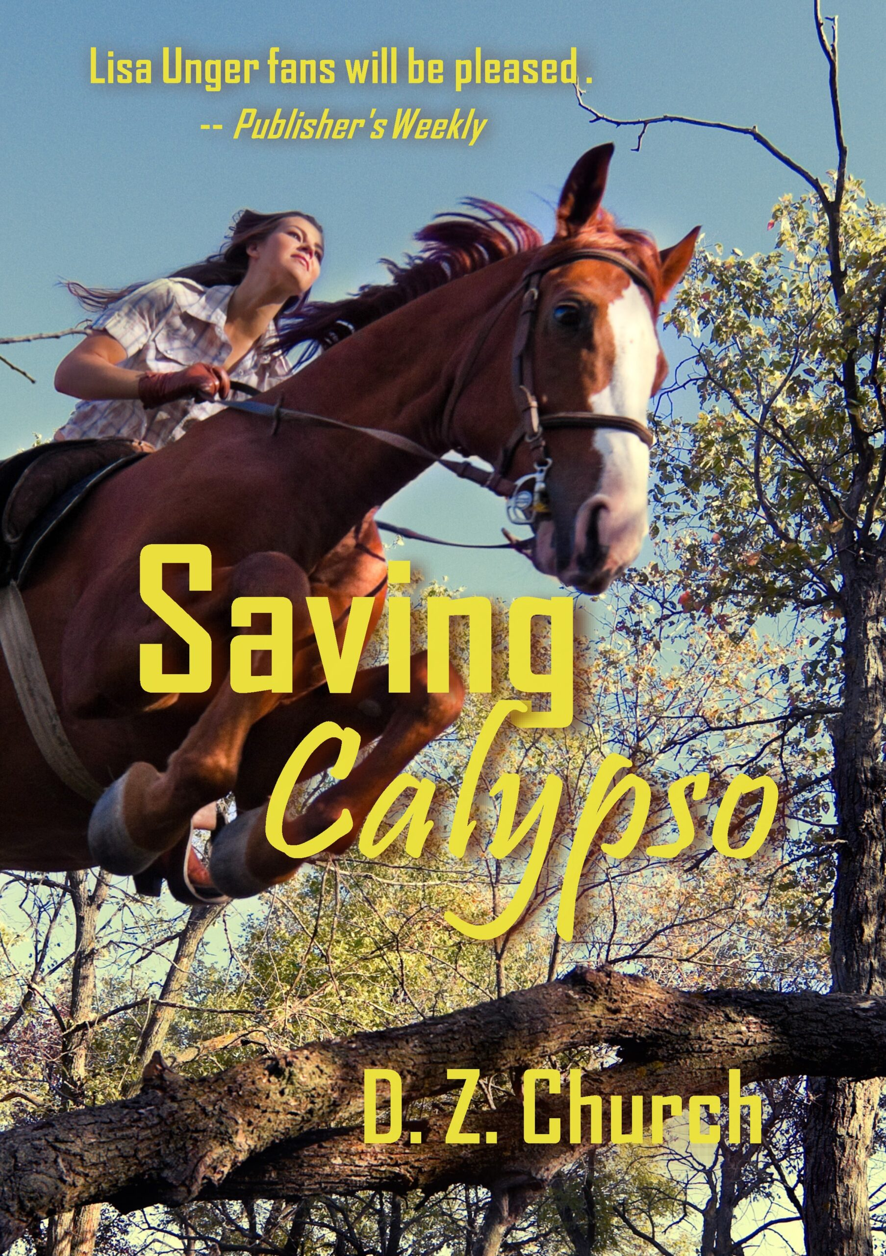 Saving Calypso by DZ Church