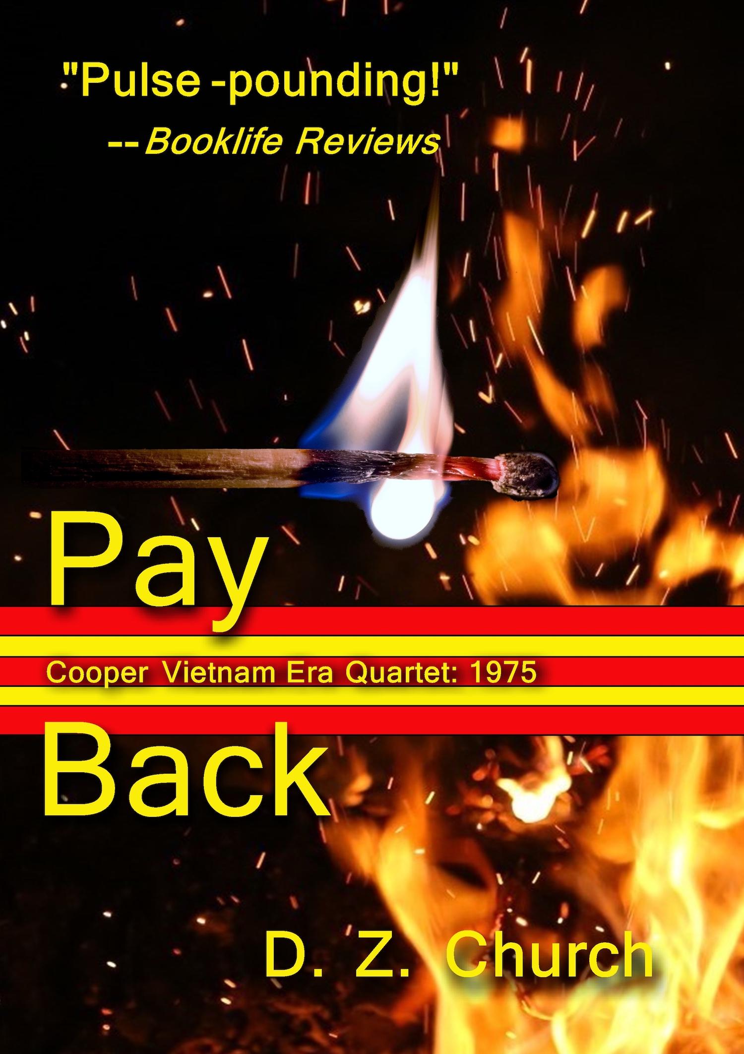 Pay Back by DZ Church
