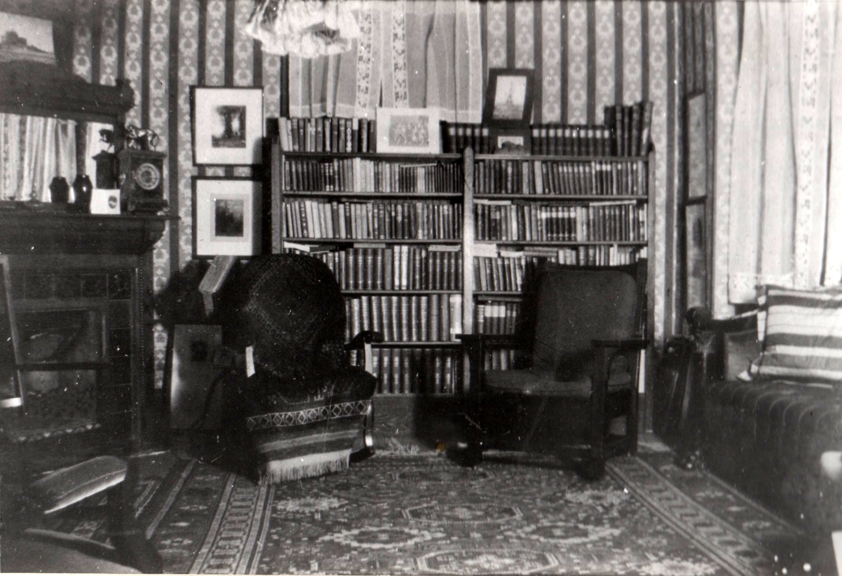 Back parlor
