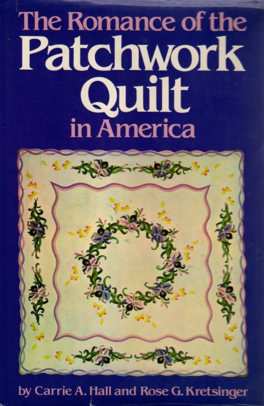 Romance of the Patchwork Quilt660