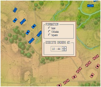 Formation orders box