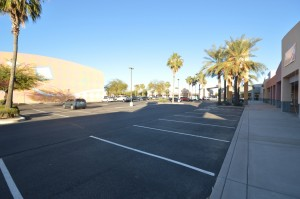 Parking - front Office Space Executive Suites Chandler