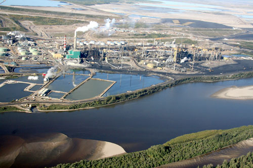 Rolling up the sleeves on oilsands monitoring