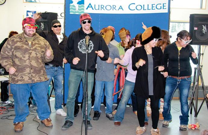 Aurora College Week builds sense of community