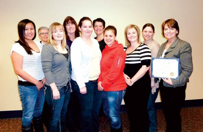 Inuvik obstetric team wins North American award