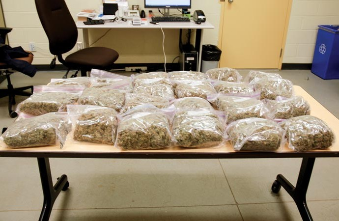RCMP stop drugs on way into Fort Chip
