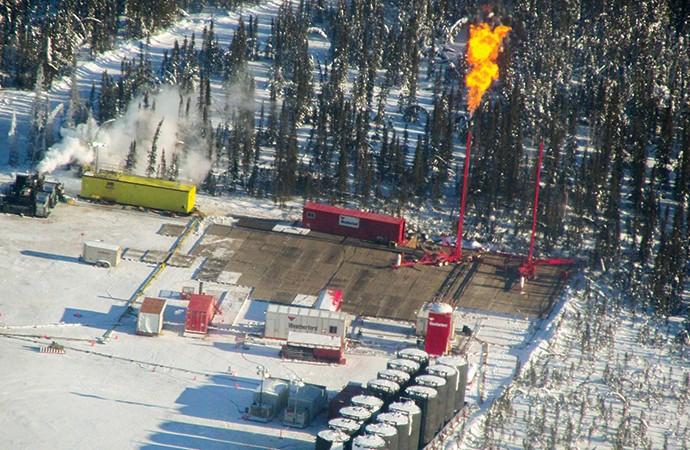 ConocoPhillips won't fund Sahtu winter drill program