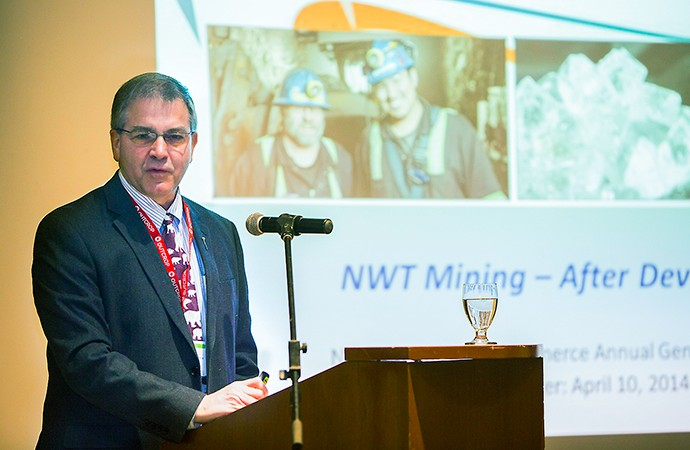 NWT to see more mining investors with devolution